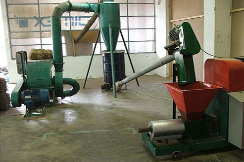 机zhi木炭工艺流程